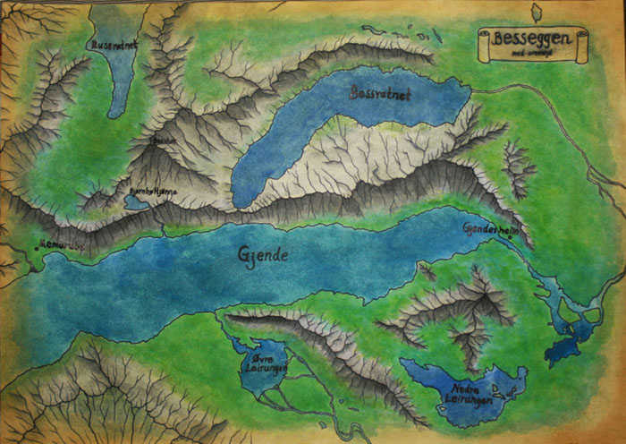 Besseggen