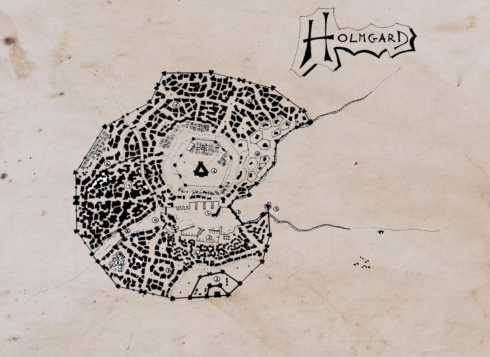 Holmgard texture