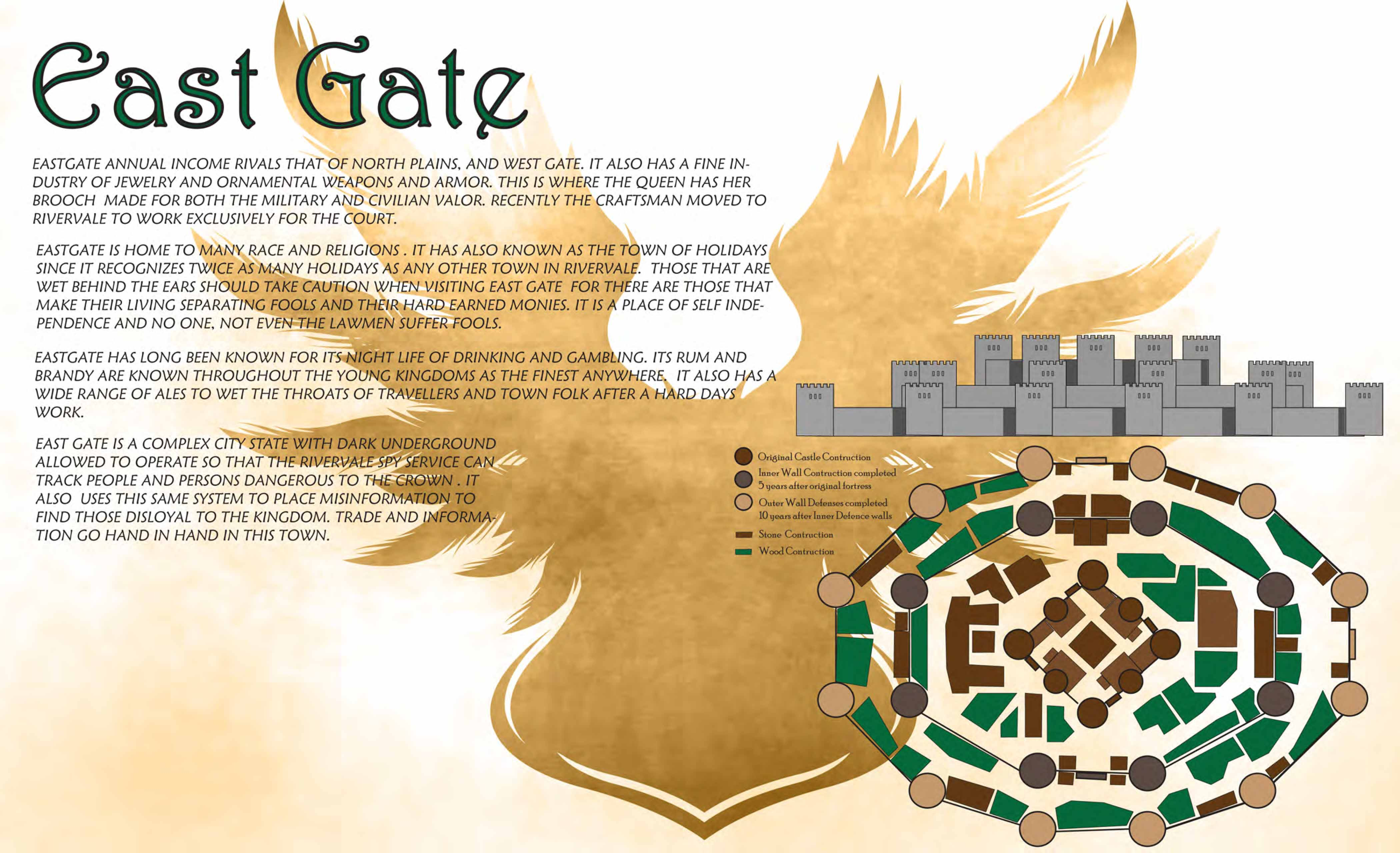 East Gate Details 1a