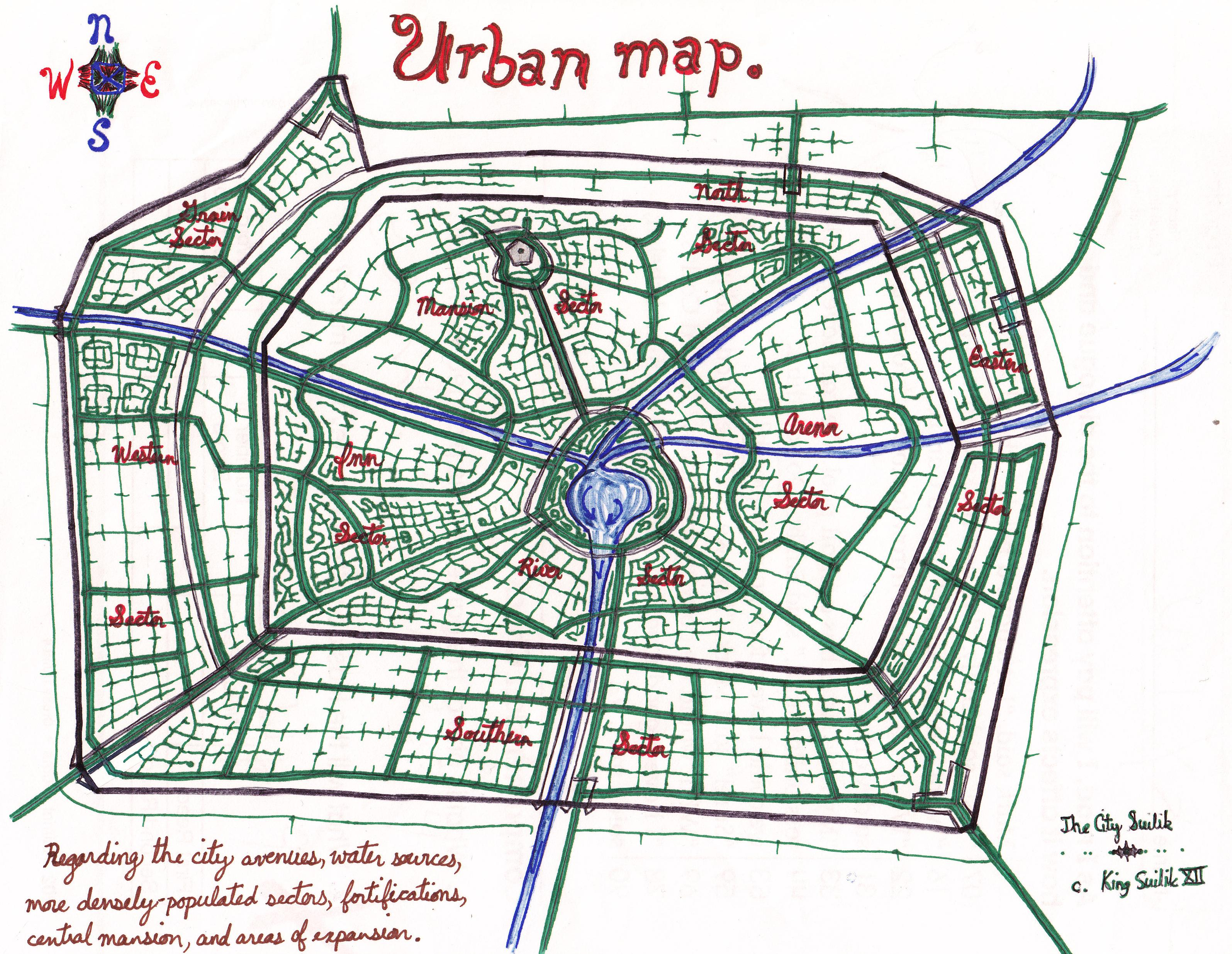 Suilik City Map 01 (S 12)
