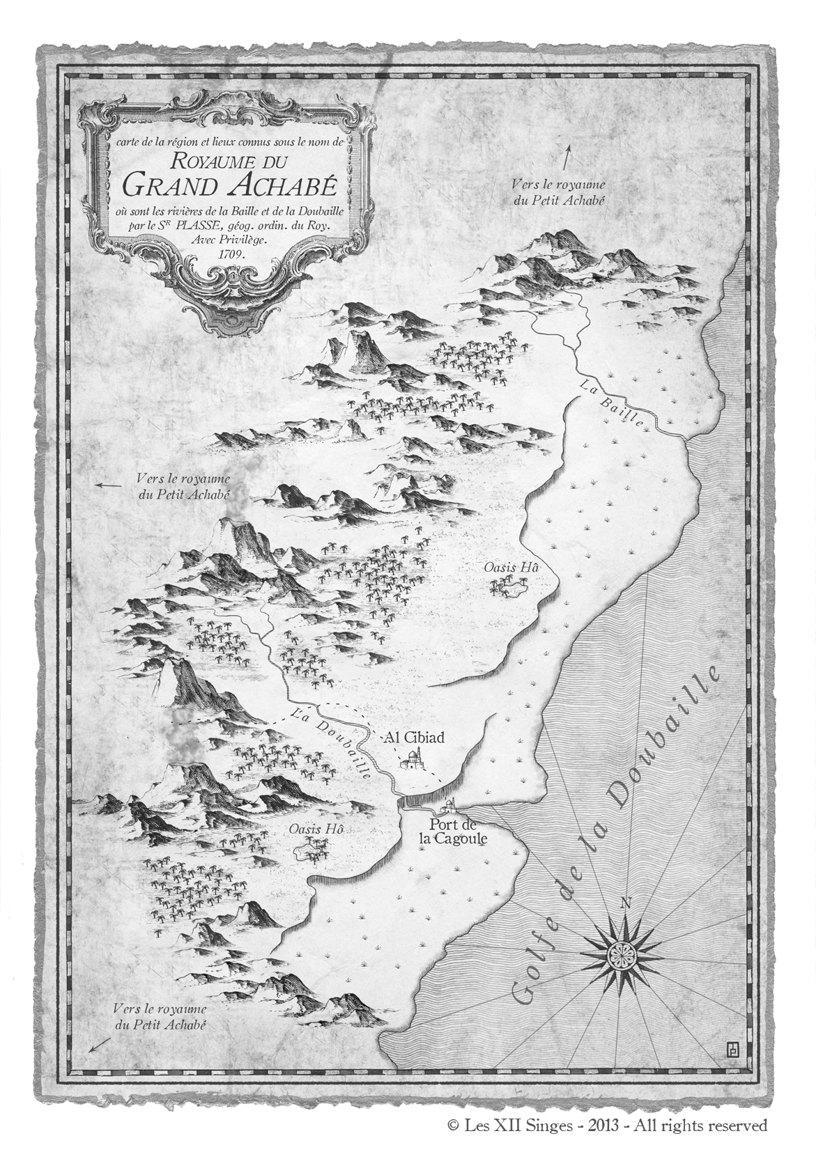 Achabe- Commission for Terra Incognita RPG.