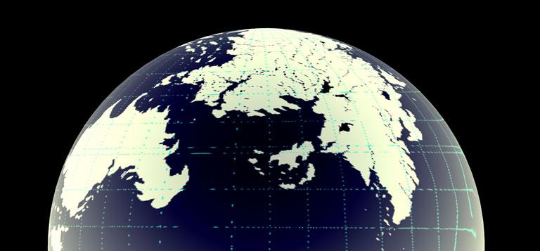3d Globe 1