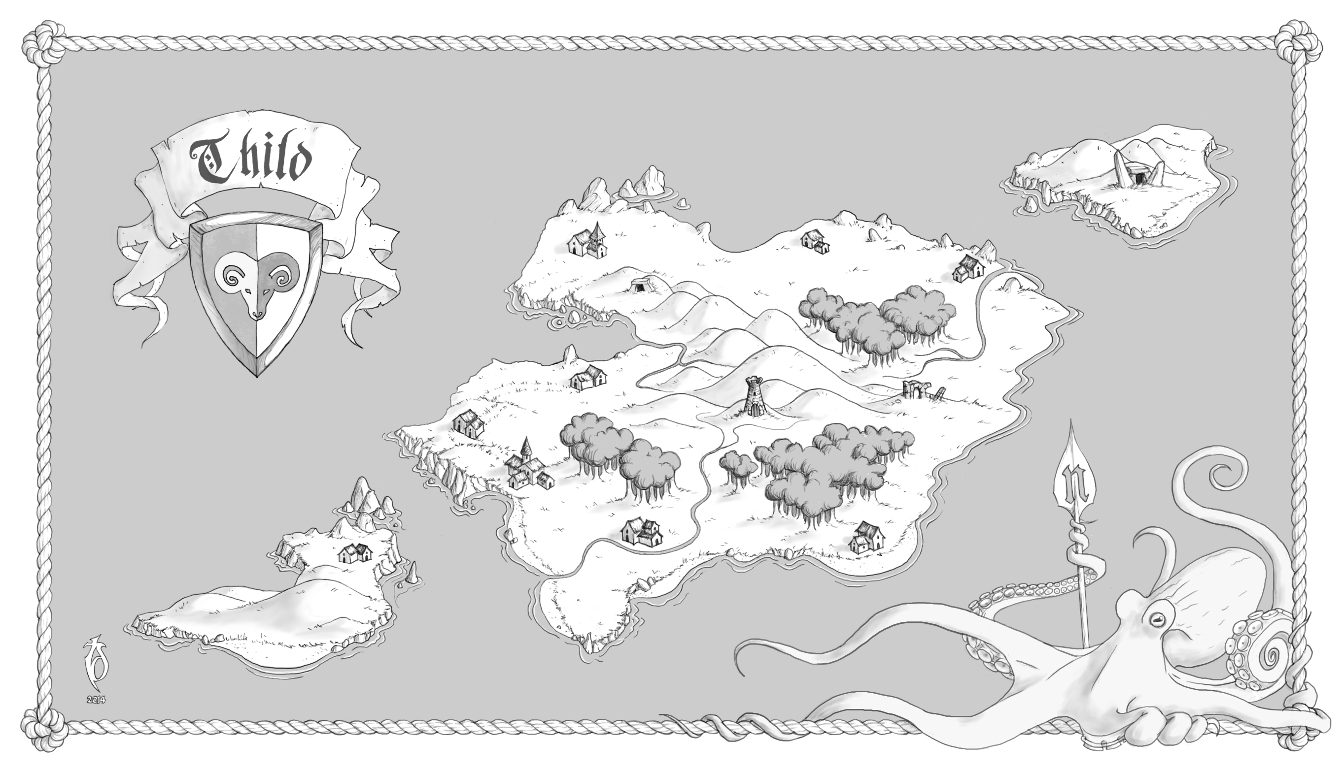 The Island of Thild
