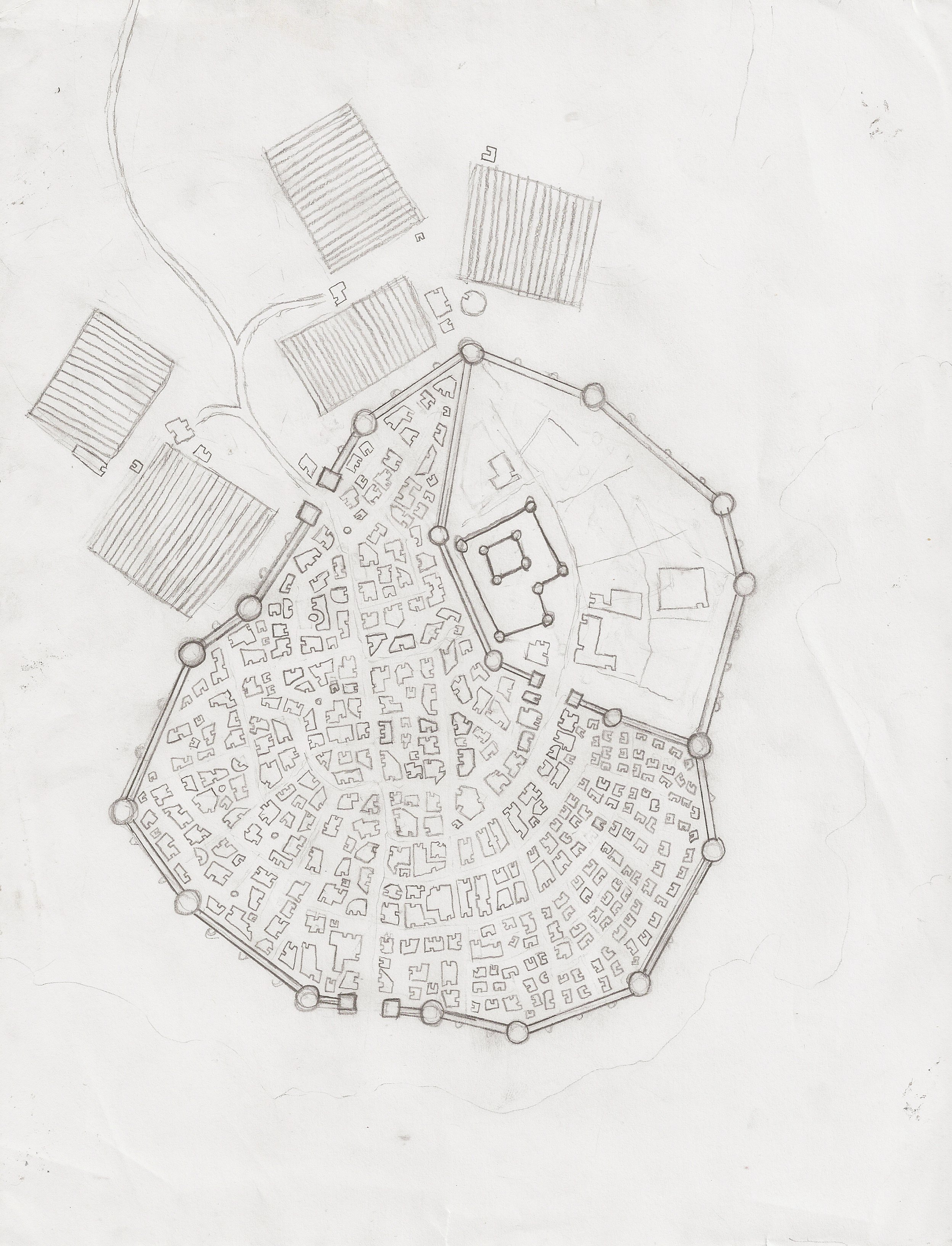 Morwick City Pencil