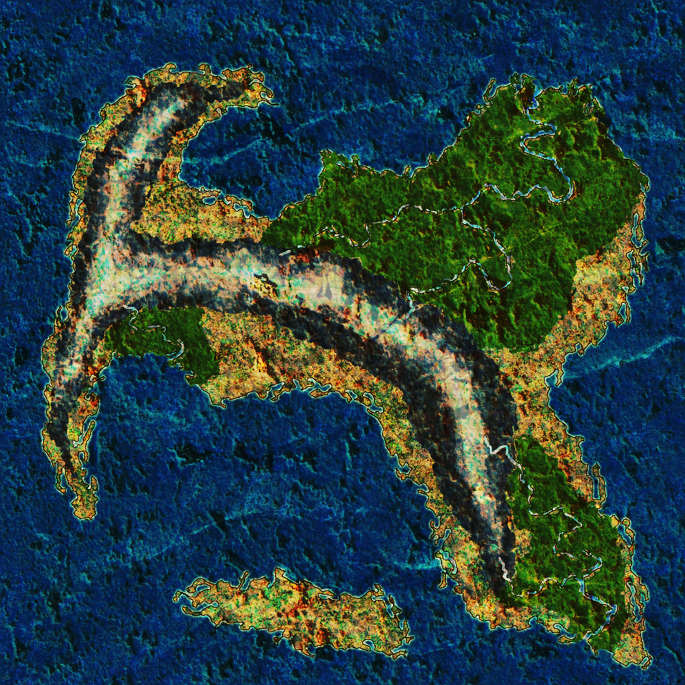 I followed this tutorial: http://www.cartographersguild.com/tutorials-how/5240-%5Baward-winner%5D-create-non-destructive-editable-map-photoshop.html