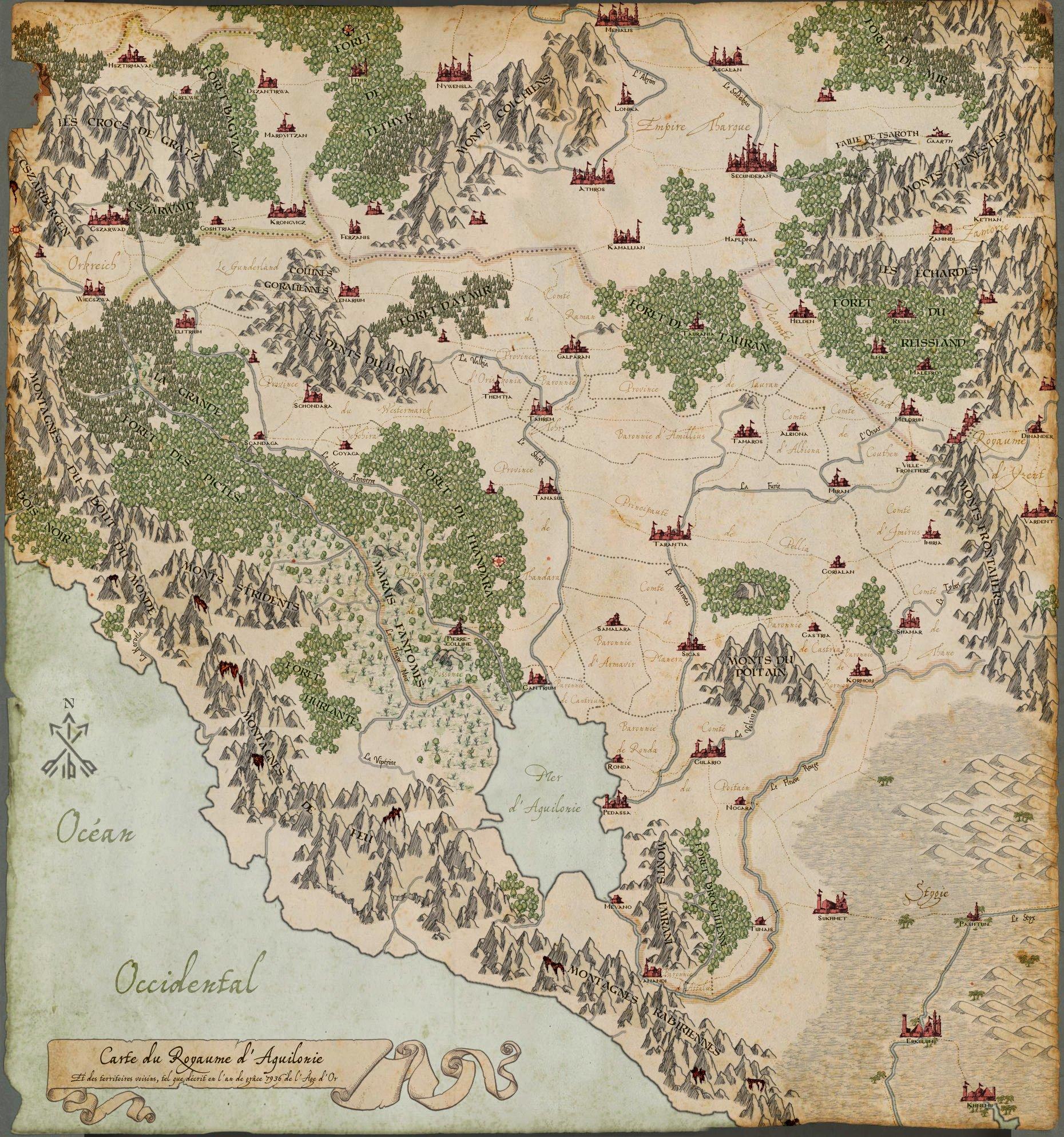 Kingdom of Aquilonia