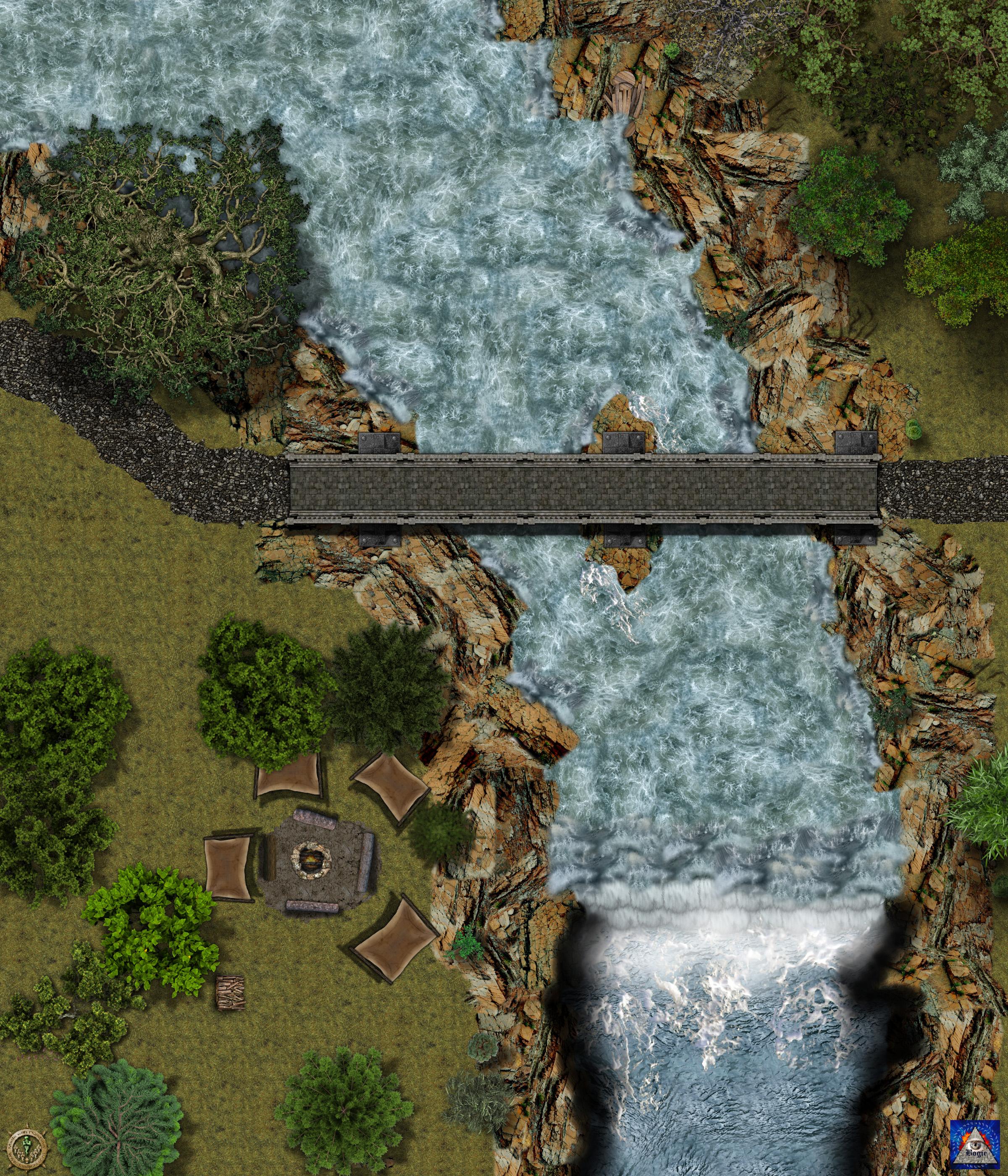 Campsite5 Waterfall bg