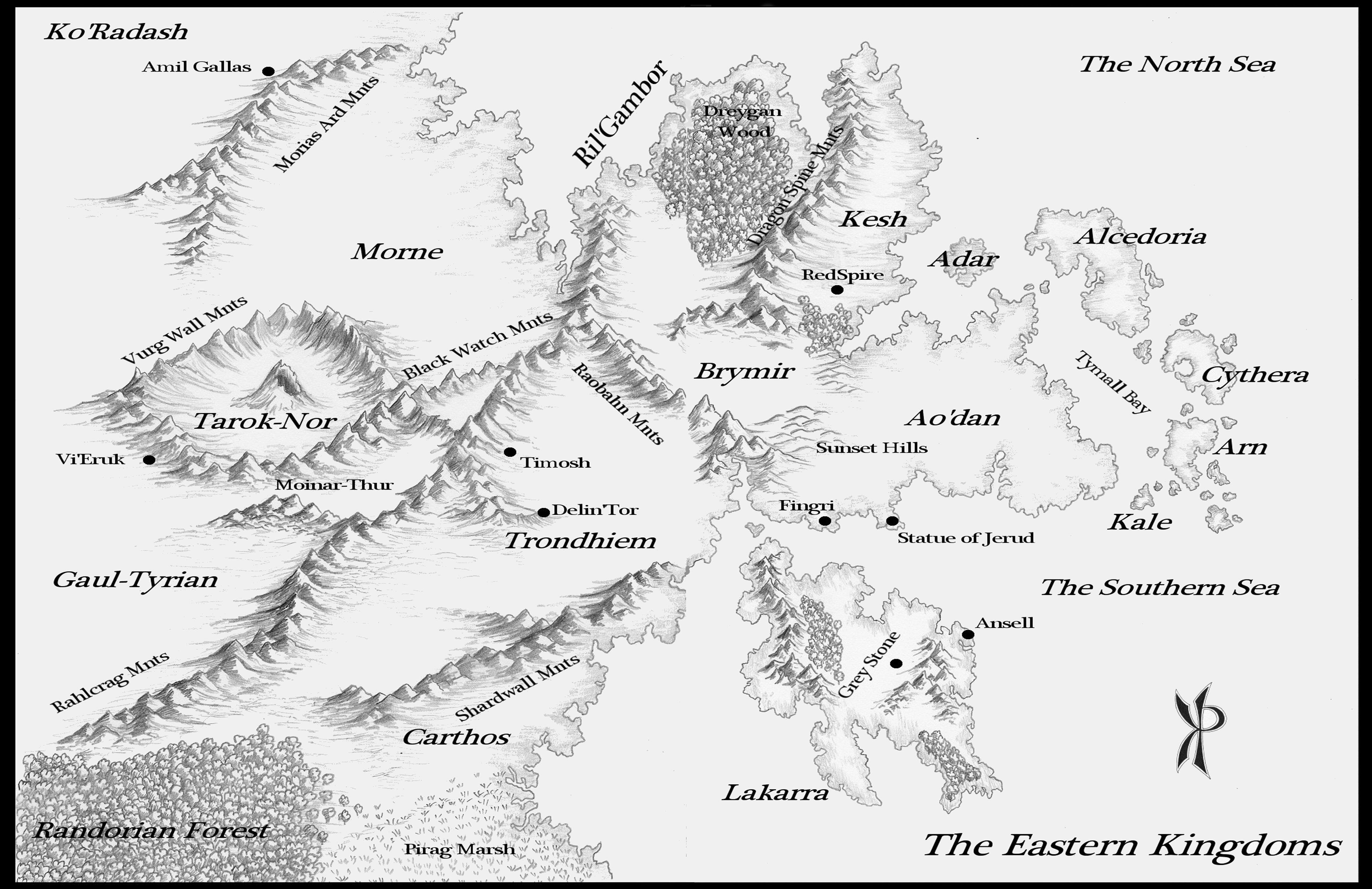 The Eastern Kingdoms