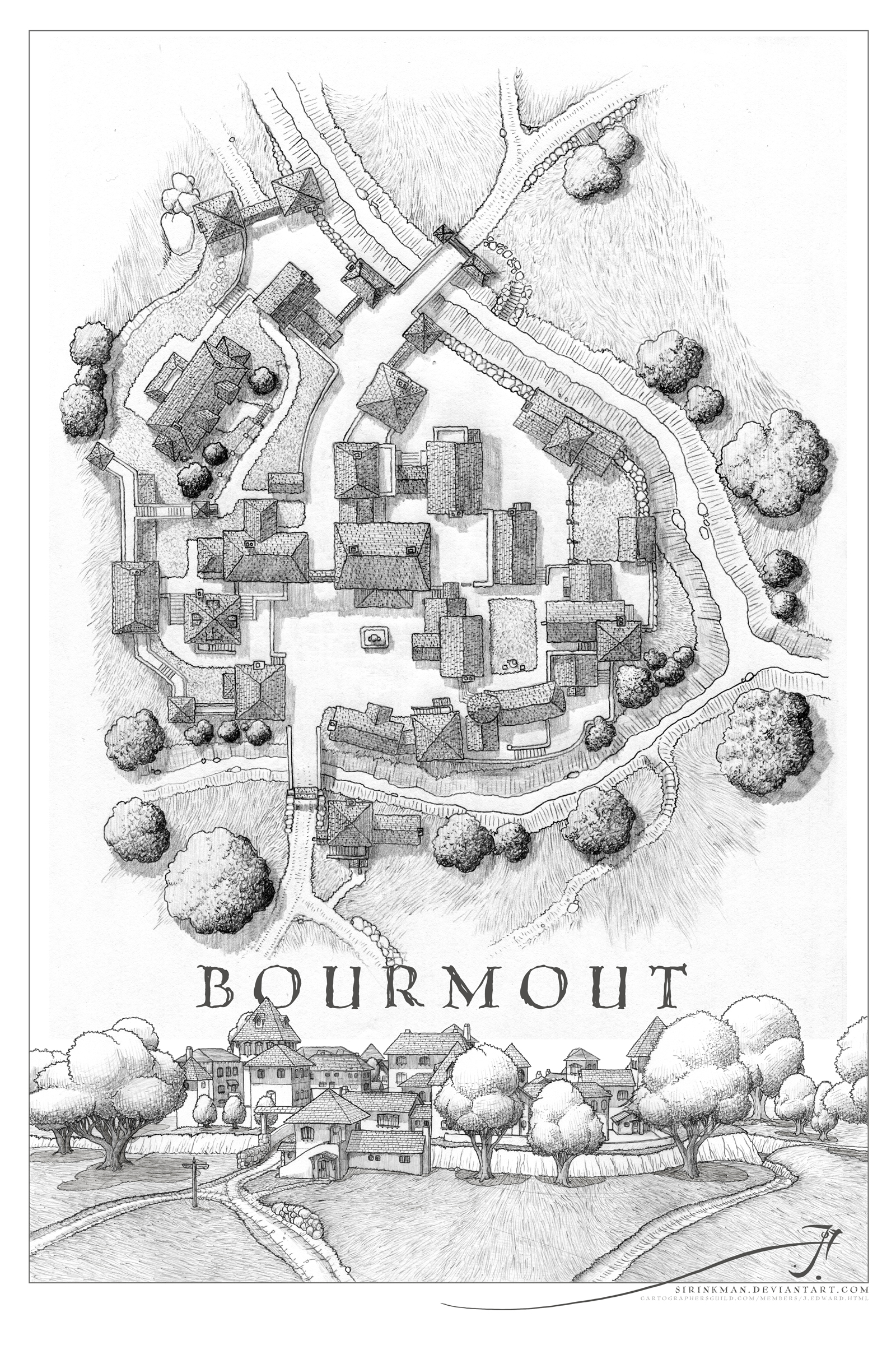 Bourmout [uncolored] test 3d MiD 2