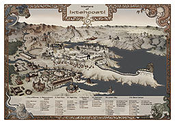 Click image for larger version.  Name:Masters of Ixtehcoatl by Shall Teclex.jpg Views:3092 Size:3.38 MB ID:111610