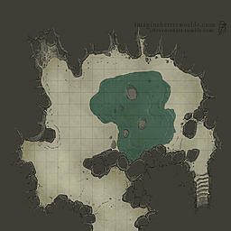 Click image for larger version.  Name:Not so dark and dire dungeon 02 by jstevenson.jpg Views:81 Size:436.3 KB ID:101289