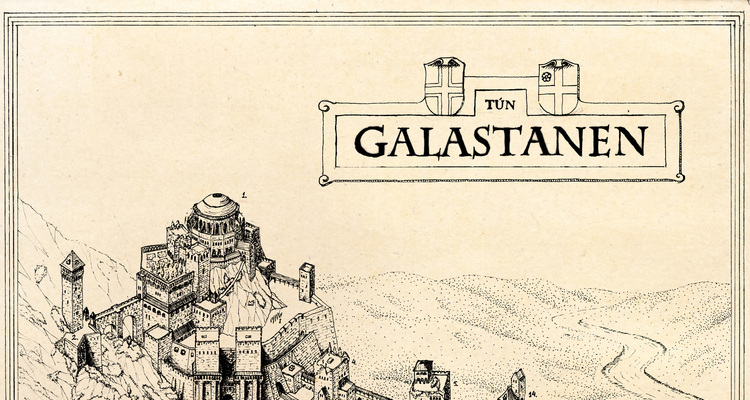 City Of Galastan By Blaidd Drwg