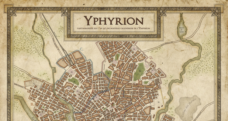 City Of Yphyrion - By -Max-