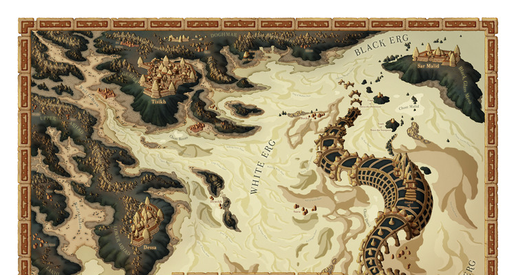 Cartographers guild a community for maps of fantasy sci fi and desert dragon by shall teclex gumiabroncs Image collections
