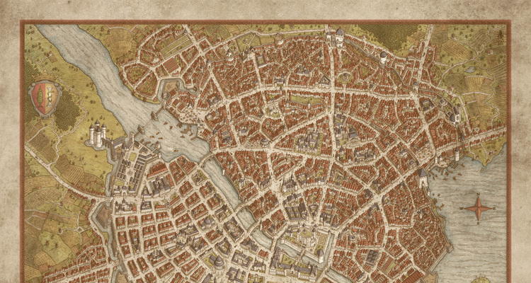 Cartographers' Guild - a community for maps of fantasy, sci-fi and on